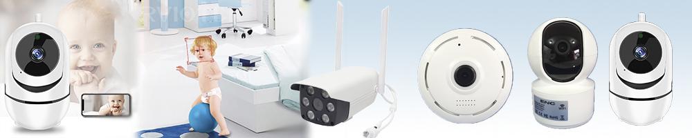 Управляемые и поворотные Wi-Fi камеры
