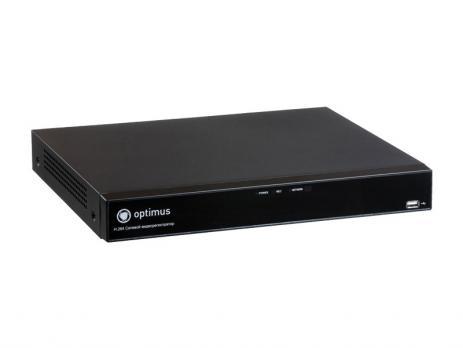 Цифровой гибридный видеорегистратор Optimus AHDR-3016_H.265