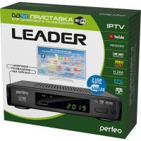 DVB-T2/C приставка «LEADER» для цифрового TV