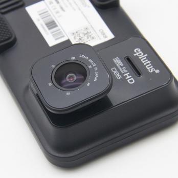 Видеорегистратор с 2-мя камерами Eplutus D88