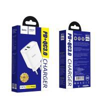 "Зарядное устройство ""C57A Speed charger"" PD + QC3.0 EU штекер"