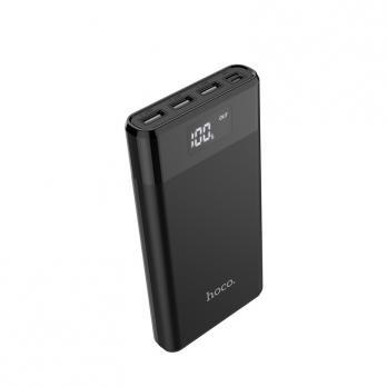 """Портативный аккумулятор """"B35E Entourage"""" 30000mAh с тройным USB выходом"""