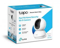Домашняя Wi-Fi камера (поворотная) Tapo C200